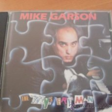 CDs de Música: MIKE GARSON ( THE MYSTERY MAN) CD USA 1990 (CD15). Lote 35043274