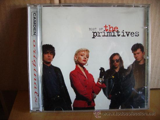 THE PRIMITIVES ---- BEST OF (Música - CD's Rock)