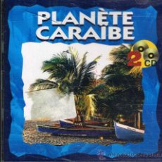 CDs de Música: PLANETE CARAIBE - DOBLE CD 1998. Lote 35005682