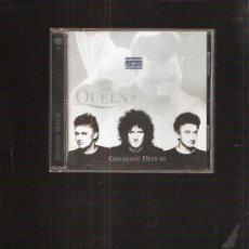 CDs de Música: QUEEN GREATEST HITS 3. Lote 35015014
