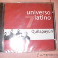 CDs de Música: UNIVERSO LATINO - QUILAPAYUN CD PRECINTADO - ENVIO GRATIS A ESPAÑA. Lote 38982088