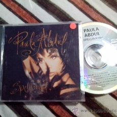 CDs de Música: CD PAULA ABDUL SPELLBOUND. Lote 35042261