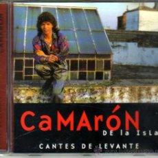 CDs de Música: CAMARON DE LA ISLA CANTES DE LEVANTE. Lote 35051019