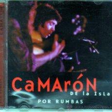 CDs de Música: CAMARON DE LA ISLA POR RUMBAS. Lote 35051033