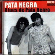 CDs de Música: PATA NEGRA BLUES DE PATA NEGRA. Lote 35051077