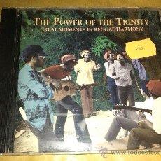 CDs de Música: THE POWER OF THE TRINITY CD . Lote 35065817