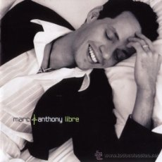CDs de Música: MARC ANTHONY - LIBRE (BONUS TRACK) (PRECINTADO). Lote 35136832