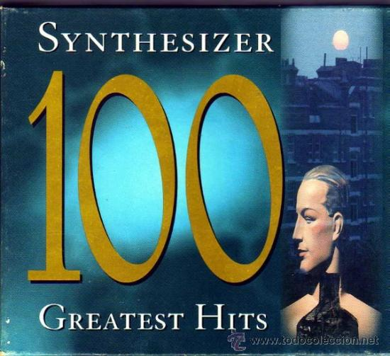 SYNTHESIZER 100 GREATEST HITS EN 4 CDS (Música - CD's Otros Estilos)