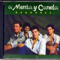 CDs de Música: AZAHARES MENTA Y CANELA. Lote 35174675