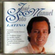 CDs de Música: JOSE MANUEL SOTO LATINO. Lote 35174719