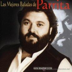 CDs de Música: PARRITA - LAS MEJORES BALADAS (PRECINTADO). Lote 53513988