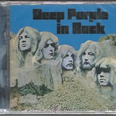 CDs de Música: DEEP PURPLE - IN ROCK (1970) - CD EMI NUEVO - 6 BONUS TRACKS. Lote 35180078