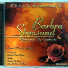 CDs de Música: BARBRA STREISAND PERFORMED BY STUDIO 99. Lote 35187359