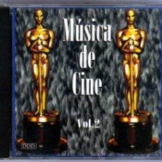 CDs de Música: MUSICA DE CINE LOTE DE 10 CDS. Lote 35187433