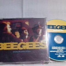 CD de Música: THE BEE GEES - CD MAXI - PAYING THE PRICE OF LOVE REMIX - KC MIX - OCEAN DRIVE MIX. Lote 35191279