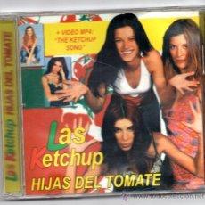 CDs de Música: CD LAS KETCHUP VIDEO MP4. Lote 35230574
