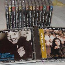 CDs de Música: LO MEJOR DE LO MEJORES COLECCIÓN COMPLETA. Lote 35205350