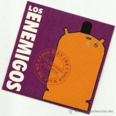 CDs de Música: LOS ENEMIGOS. NO ME CAIGO BIEN (ME CAIGO MAL) (CD-SINGLE 1996 ). Lote 35205757