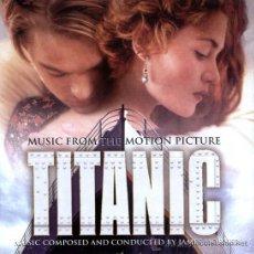 CDs de Música: BSO - TITANIC (BANDA SONORA ORIGINAL) (PRECINTADO). Lote 124905891