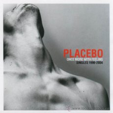 CDs de Música: PLACEBO - ONCE MORE WITH FEELING (SINGLES 1996-2004) (PRECINTADO). Lote 35313031