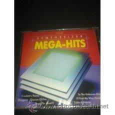 CDs de Música: SYNTHESIZER MEGA-HITS 3. Lote 35321425