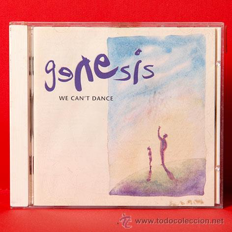 GENESIS WE CAN'T DANCE CD (Música - CD's Rock)
