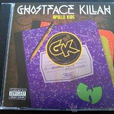CDs de Música: GHOSTFACE KILLAH, APOLLO KIDS. Lote 35340929