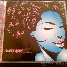 CDs de Música: MACY GRAY, SWEET BABY ( FEATURING ERYKAH BADU ) - CD SINGLE PROMOCIONAL. Lote 35342148