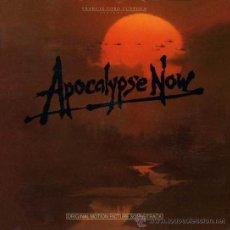 CDs de Música: APOCALYPSE NOW - BANDA SONORA -DESPRECINTADO NUEVO. Lote 35345491