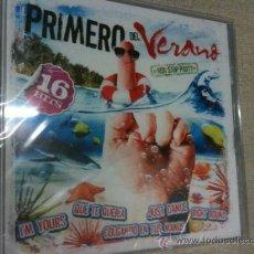 CDs de Música: PRIMERO DEL VERANO-16 SUPER ÉXITOS-NON STOP PARTY [AUDIO CD] VARIOS ARTISTAS-NUEVO PRECINTADO. Lote 35372440