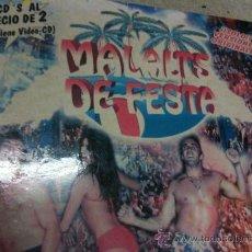 CDs de Música: 3 CD,S MALALTS DE FESTA [AUDIO CD] VARIOS-40EXITOS IMPRESCINDIBLES-NUEVO PRECINTADO. Lote 35373987