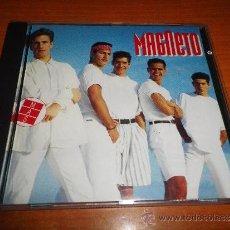 CDs de Música: MAGNETO MAS CD ALBUM DEL AÑO 1993 MIKEL HERZOG AZUCAR MORENO CONTIENE 11 TEMAS. Lote 35360475