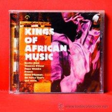 CDs de Música: KINGS OF AFRICAN MUSIC CD. Lote 35376158