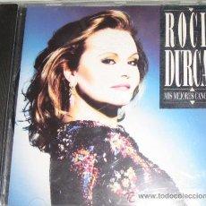 CDs de Música: ROCIO DURCAL - MIS MEJORES CANCIONES - CD - ARIOLA 1992 SPAIN - COMO NUEVO. Lote 35381486