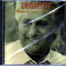 CDs de Música: CHIQUETETE SINGLE PRECINTADO. Lote 35399063