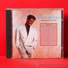 CDs de Música: BILLY OCEAN GREATEST HITS CD. Lote 35399963