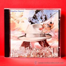 CDs de Música: WEATHER REPORT HEAVY WEATHER CD. Lote 35409833