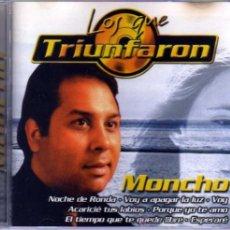 CDs de Música: MONCHO LOS QUE TRIUNFARON 12 GRANDES ÉXITOS. Lote 35411993
