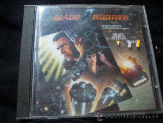 BLADE RUNNER-BSO (Música - CD's Bandas Sonoras)