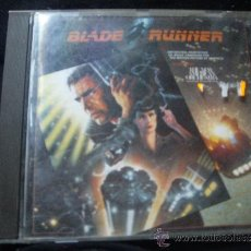 CDs de Música: BLADE RUNNER-BSO. Lote 35427091