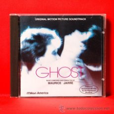 CDs de Música: GHOST BSO CD. Lote 35431181