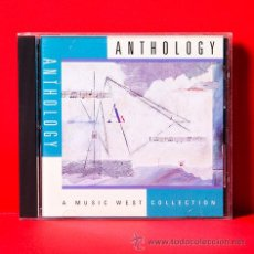 CDs de Música: ANTHOLOGY A MUSIC WEST COLLECTION CD. Lote 35453386