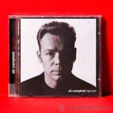 CDs de Música: ALI CAMPBELL BIG LOVE CD. Lote 35454050