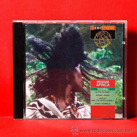 REGGAE AFRICA CD (Música - CD's Reggae)