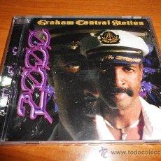 CDs de Música: LARRY GRAHAM GRAHAM CENTRAL STATION GCS 2000 CD ALBUM PRECINTADO 1998 12 TEMAS PRINCE CHAKA KHAN. Lote 35483750