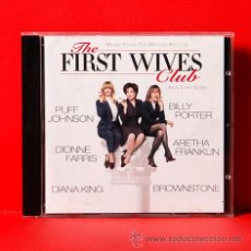 CDs de Música: THE FIRST WIVES CLUB BSO CD. Lote 35505544