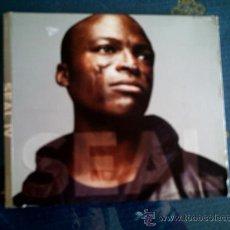 CDs de Música: CD SEAL IV. Lote 35512184