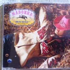 CDs de Música: CD SINGLE-MADONNA-MUSIC. Lote 35519141