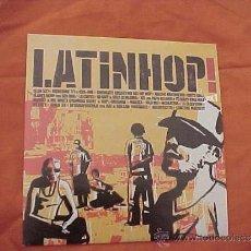 CDs de Música: LATINHOP VOL. 1. CD PROMOCIONAL. CLAN 537. DJ RAFF & SOLO DI MEDINA. XIS. CD DRO 2003. Lote 35520824