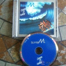 CDs de Música: BONEY M OCEANS OF FANTASY (REMASTERED). Lote 35523870